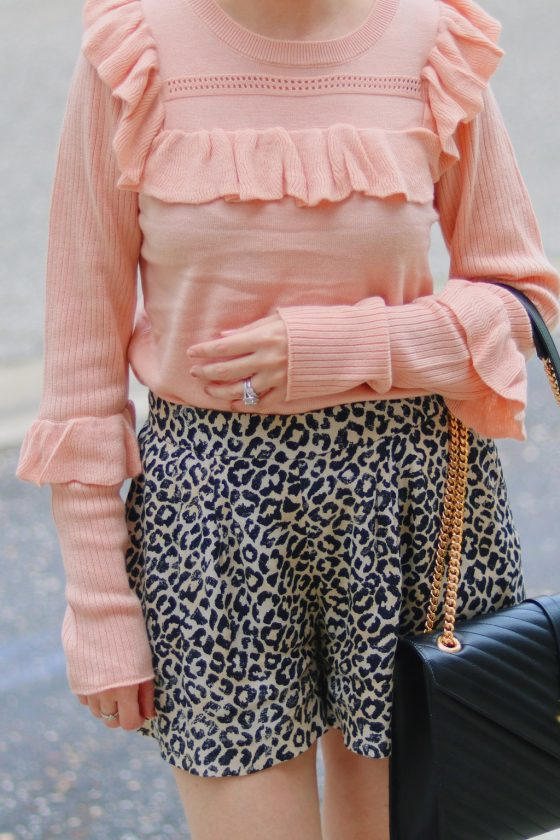 Pink and Leopard are a perfect match