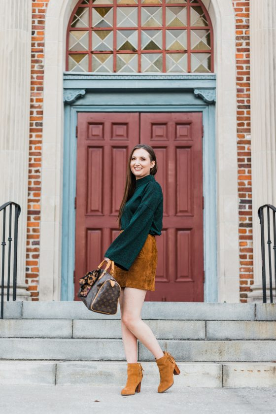 What to wear in Fall when its hot outside?!