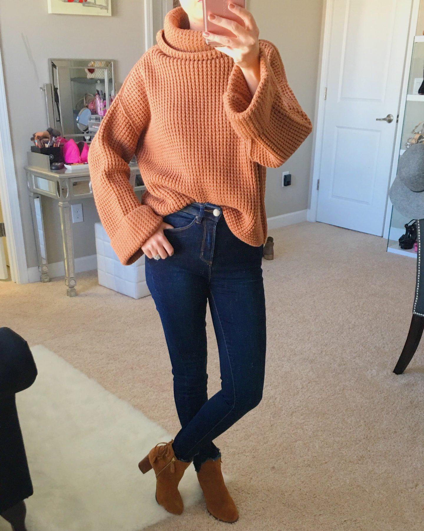 November Instagram Outfits Recap and Black Friday Deals