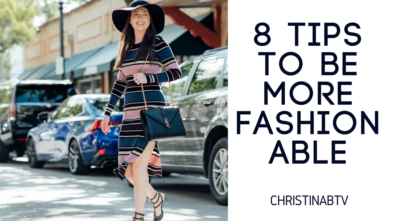 8 tips to be more fashionable, be more fashionable, tips to be more fashionable, shop cupcakes and cashmere, cupcakes and cashmere sweater dress, Valentino rockstuds noir, Valentino rockstud black, Valentino rockstud kitten heels, halogen wool floppy hat, christinabtv