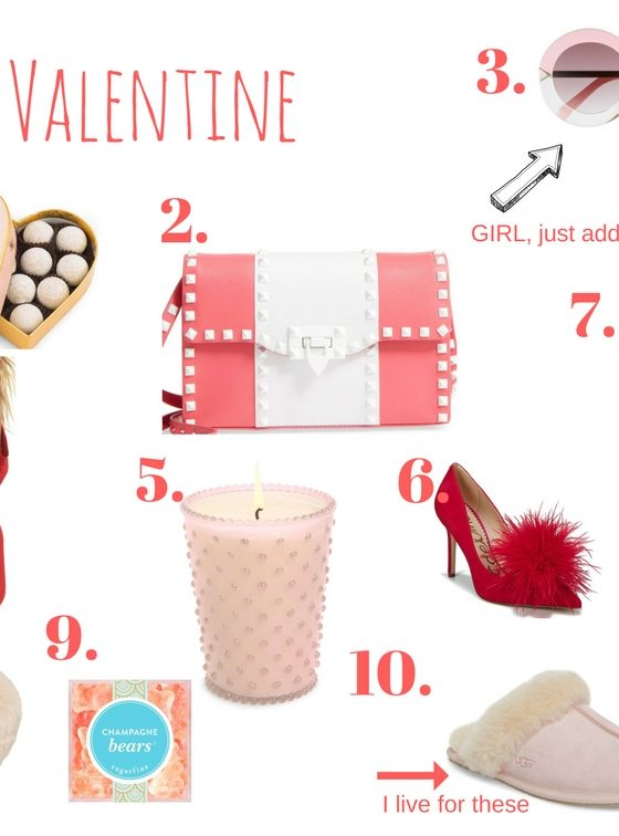 What to buy your girlfriend for Valentine's Day
