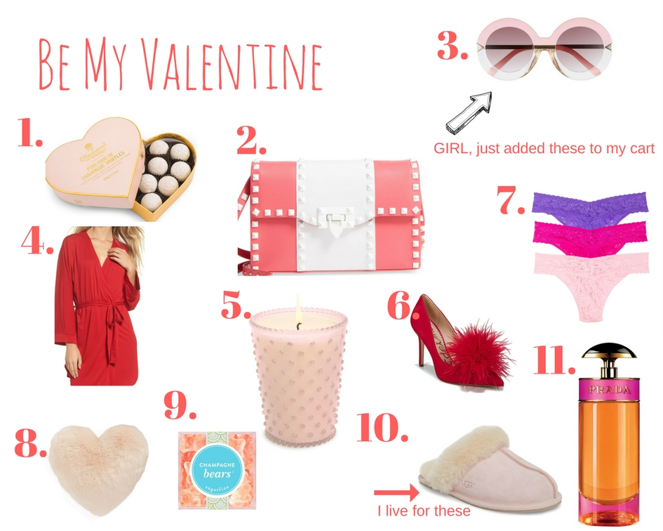 what to buy your girlfriend for valentine's day | christinabtv, Ideas