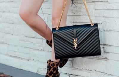 most used handbags, Top 5 Most Used Handbags of 2018. saint laurent envelope bag, saint laurent bag, ysl monogram handbag