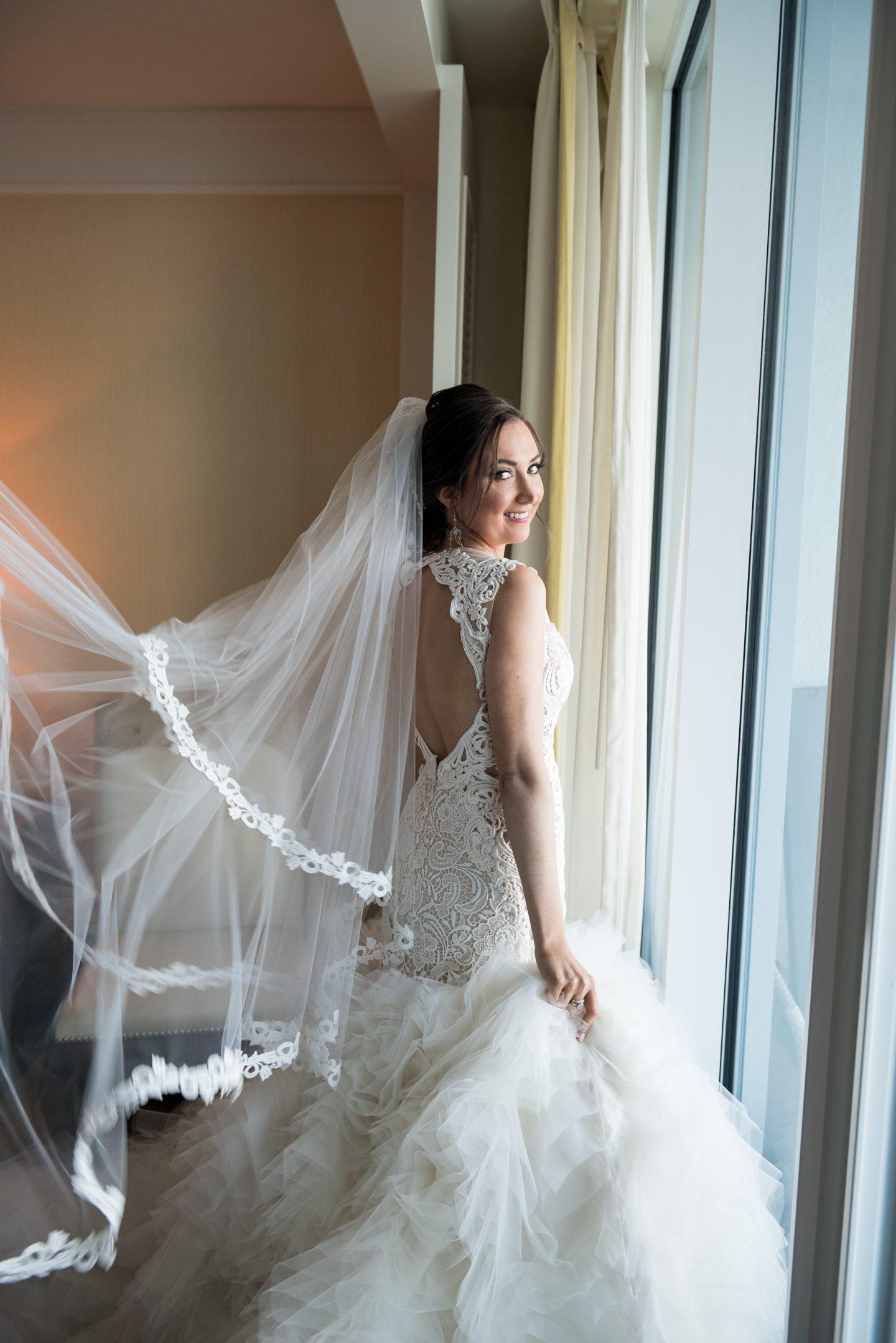 Choosing a wedding dress: What I wore to my fairytale wedding