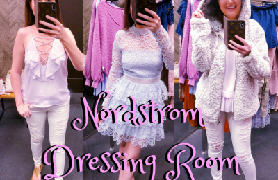 Nordstrom Anniversary Sale Dressing Room Try-on 2018