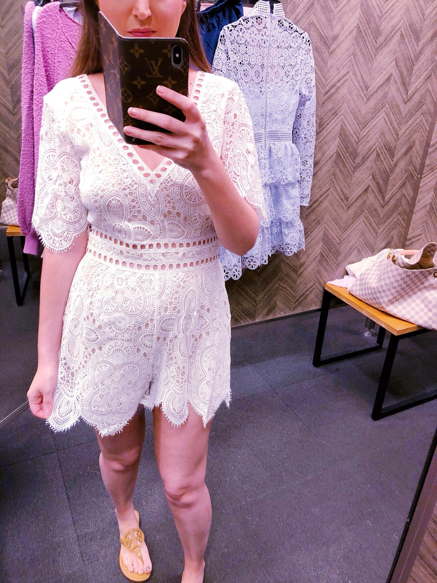 socialite lace romper, white lace romper, Nordstrom sale lace cami, Nordstrom anniversary sale, Nordstrom anniversary sale 2018, Nordstrom anniversary sale haul, Nordstrom anniversary sale dressing room try-on