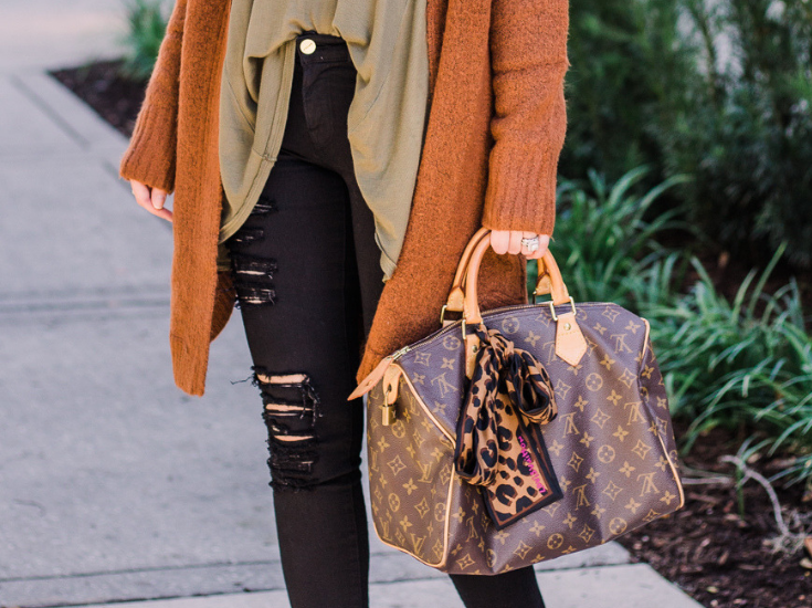 5 Outrageous Louis Vuitton Dupes For Less Than $50!