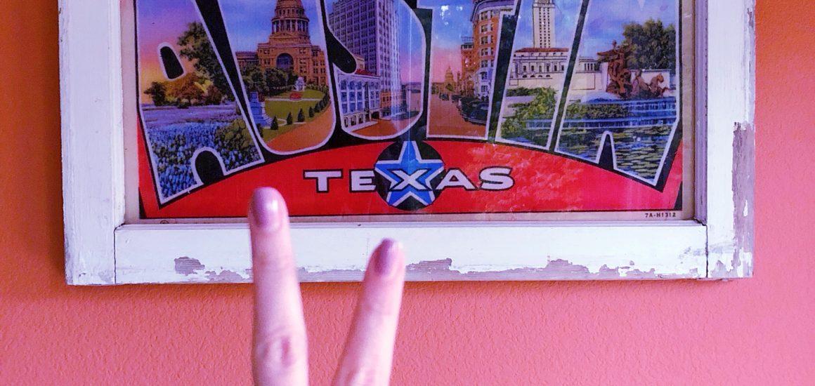 Austin Texas fun: Football, Food, & Travel