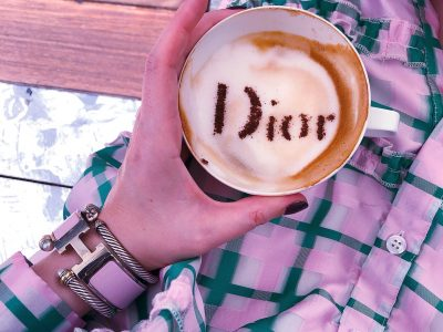 Dior Cafe Miami, cafe dior, cafe dior miami, what cafe dior miami looks like, dior latte, cafe dior latte, dior engraved latte, what dior latte looks like