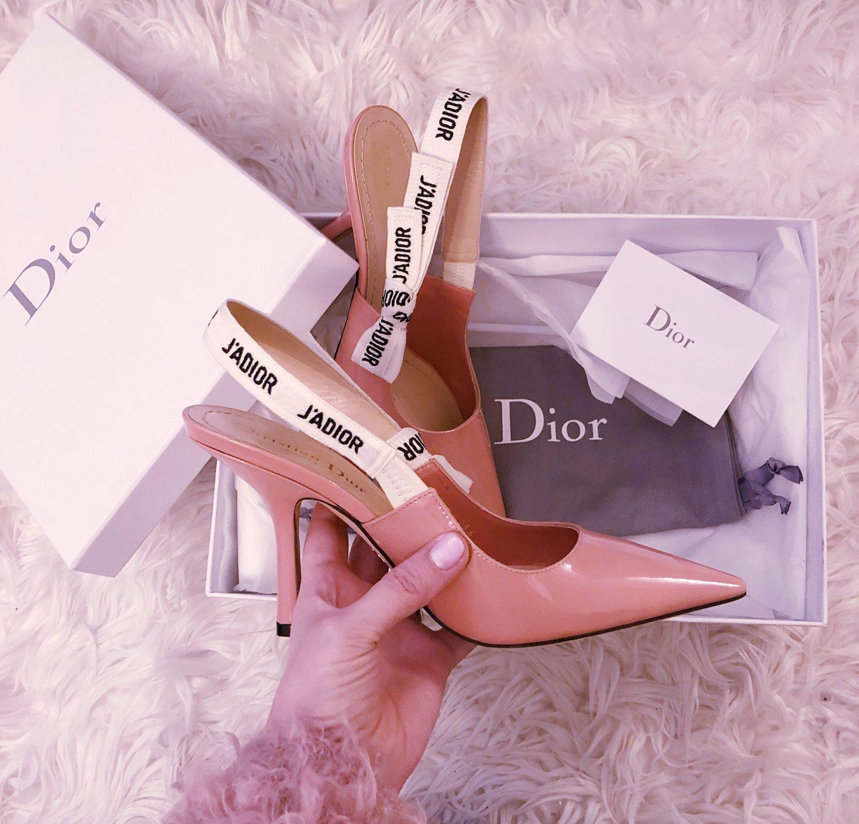 j'adior heels, j'adior lady dior heels, j'adior pink heels