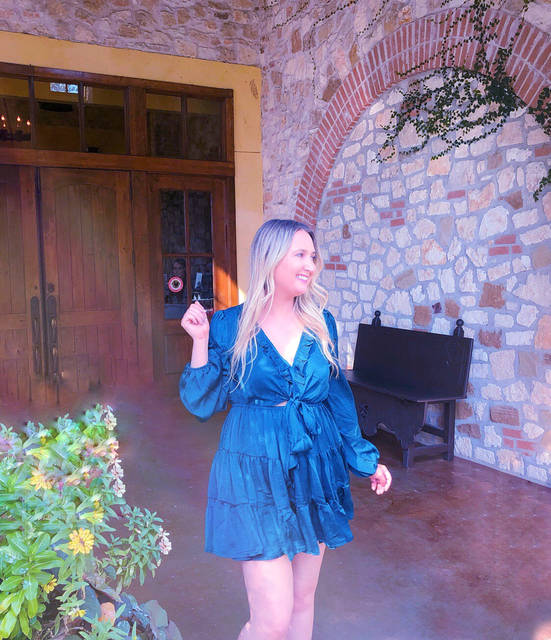 How to Pack for Visiting Austin, TX, princess polly dress