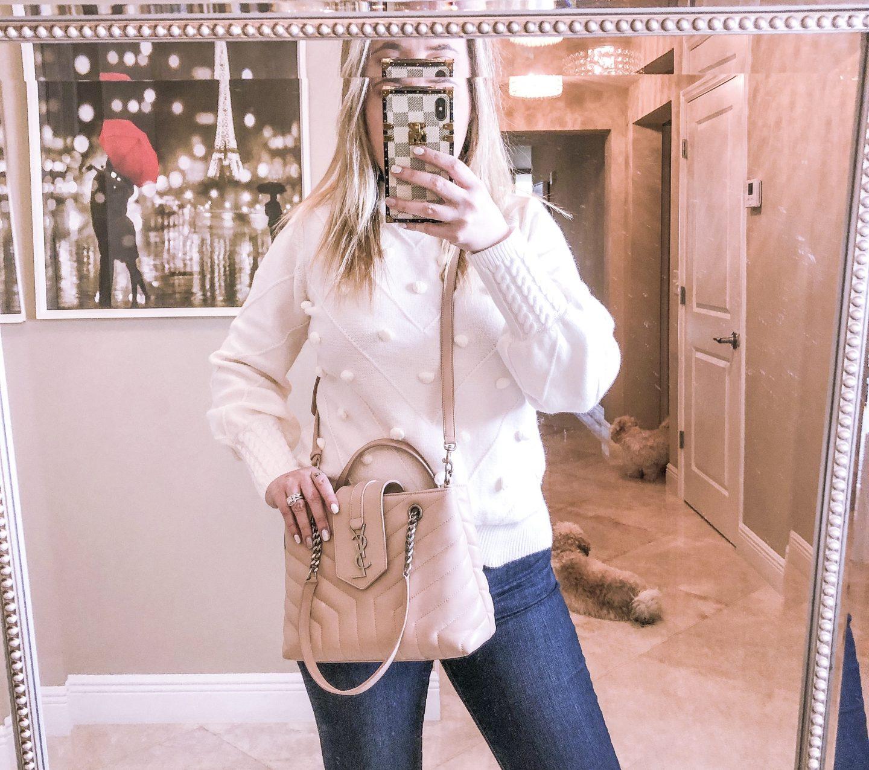 Amazon Fashion Finds 2020, amazon fashion, best amazon items, amazon fashion 2020, affordable amazon sweater, amazon sweater, pom pom sweater