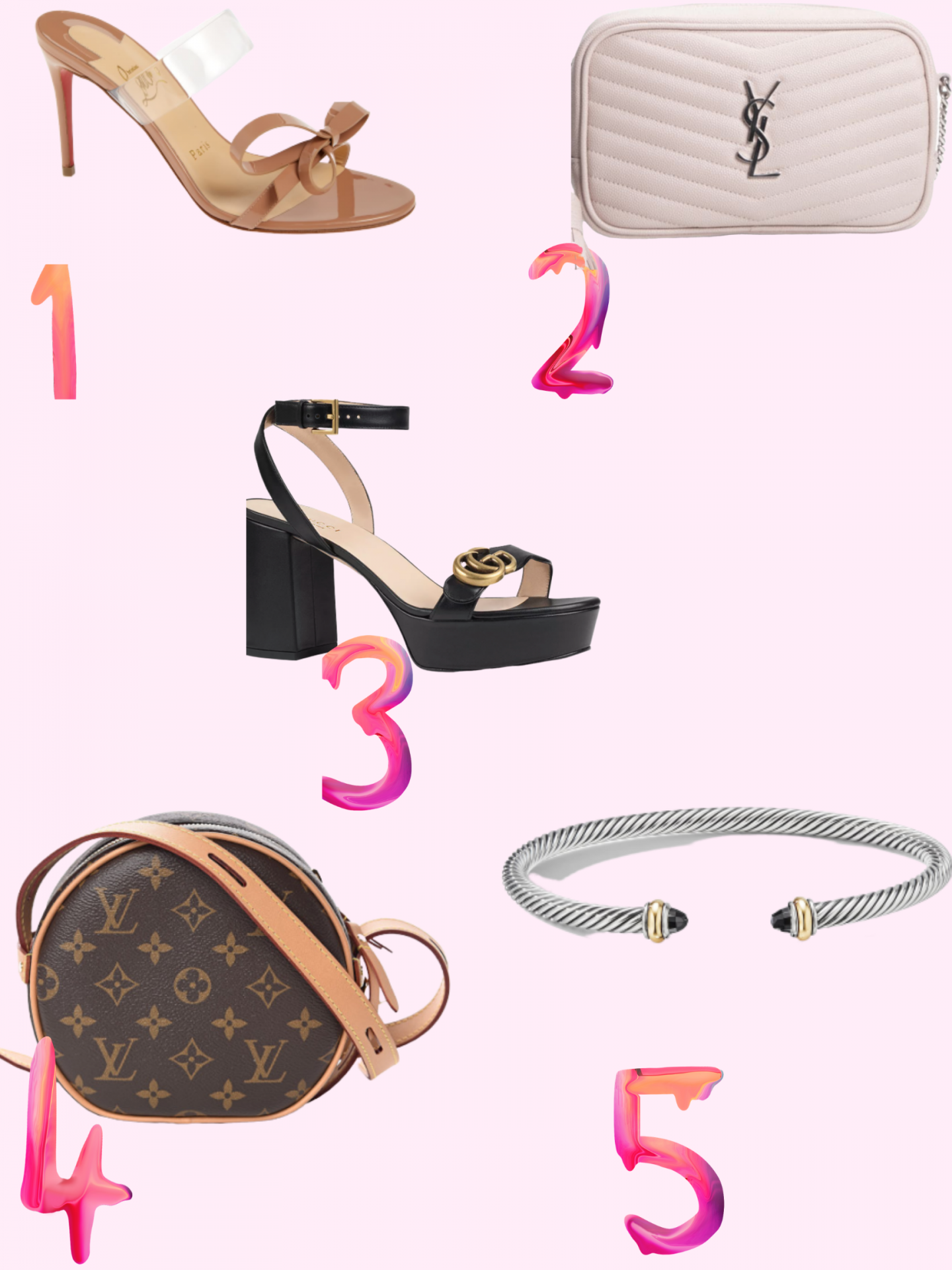 Luxury Items On My Wishlist