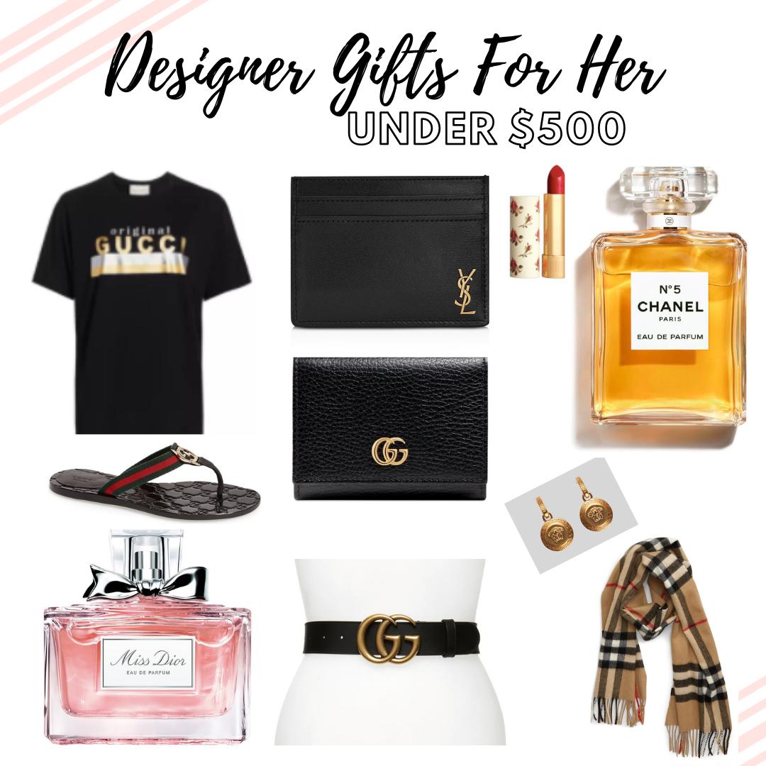 Designer Gifts For Her Under $500