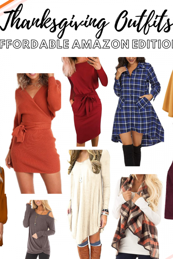 Affordable Thanksgiving Outfits!
